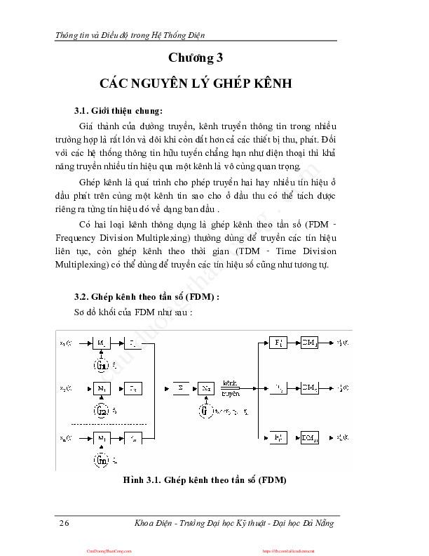 chuong_3.pdf-Thư viện tài liệu, giáo trình, bài giảng, bài tập lớn, đề thi online  môn học Thông Tin Và Điều Độ Trong Hệ Thống Điện  ĐH Bách Khoa HCM-0